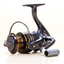 12 Ball Bearing 5.5:1 Ratio High Speed Spinning Fishing Reel Line Winder for Sea Lake River Fishing ALS88