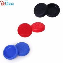 Buy 4Pcs Thumb Stick Joystick Grip PS4 PlayStation 4 Dualshock 4 Controller Analog Thumbstick Caps Ps4 Slim / Pro Cover Case for $1.47 in AliExpress store