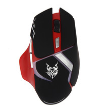 Best Price 6 Buttons Wireless Gaming Mouse Mice For PC Laptop(China)