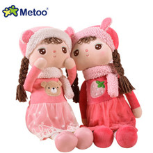 Original metoo Special Angela winter stuffed plush toy doll for(China)
