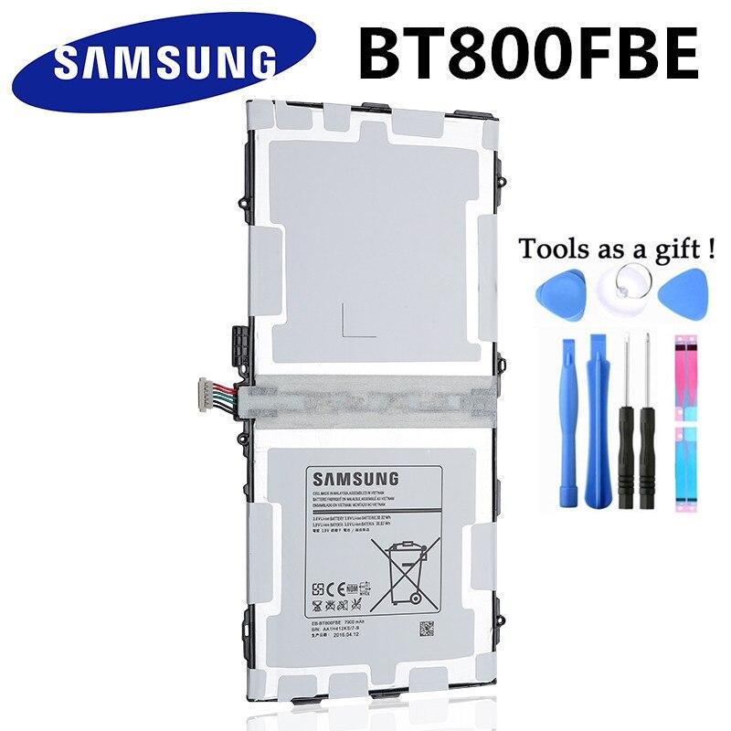 Original EB-BT800FBE battery For Samsung GALAXY Tab S 10.5 T800 T801 T805