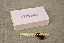 1-22 Joy, 20*11*5cm Cookies box , Macaron boxes , chocolate packaging box(China)