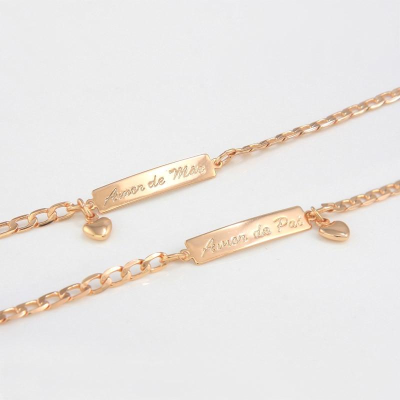 BR18-39_02b Amor de Pai baby bracelet kids jewelry bijoux bebe pulseria ouro nina bambino