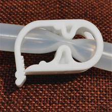 10pcs Silicone tube clip Siphon Hose Clamp Valve  Pipe Syphon Tube Hose Flow Control Wine Beer Making Clamp Holder