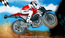 Free Shipping 2.4G 1:20 High Speed stunt Mini RC Remote Control Racing Motorcycle BIKE RTR Motorcycle stunt(China)