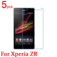 Buy 5pcs Ultra Clear Matte Nano Anti-Explosion LCD Screen Protector Film Cover Sony Xperia ZR M36H C5502 C5503 Protective Film for $1.20 in AliExpress store
