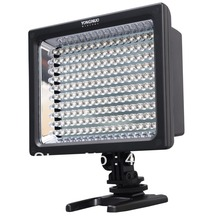 Yongnuo YN160s 160pcs LED Illumination Dimming Studio Video Light For Canon Nikon Pentax Contax Olympus Camera/DV Camcorder DSLR