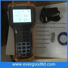 RY-S110D Cable TV DB Tester Measurement Frequency Scope 5~870MHz  Signal Level Meter