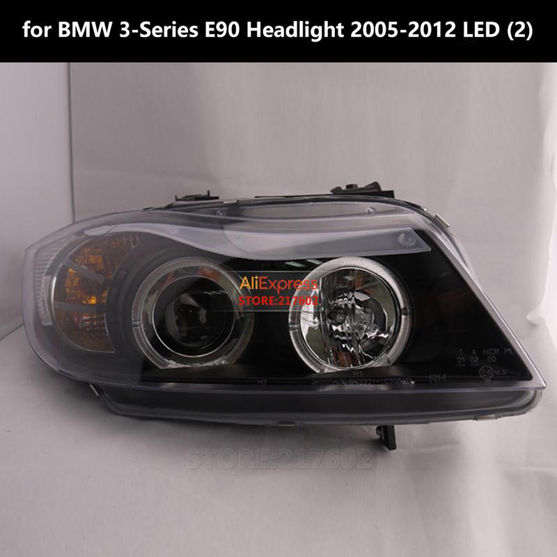 for BMW 3-Series E90 Headlight 2005-2012 LED (2)