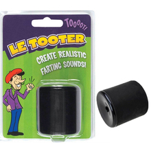 Anti-stress Toy Le Tooter Making Fart Noise For Prank Gags & Practical Jokes, Novelty & Gag Toys