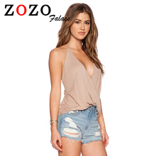 Falacs zozo Women Summer Fashion Casual Sexy Club Blouses Shirts Sleeveless Hollow Out Solid Halter Harness Top Blouse Shirt