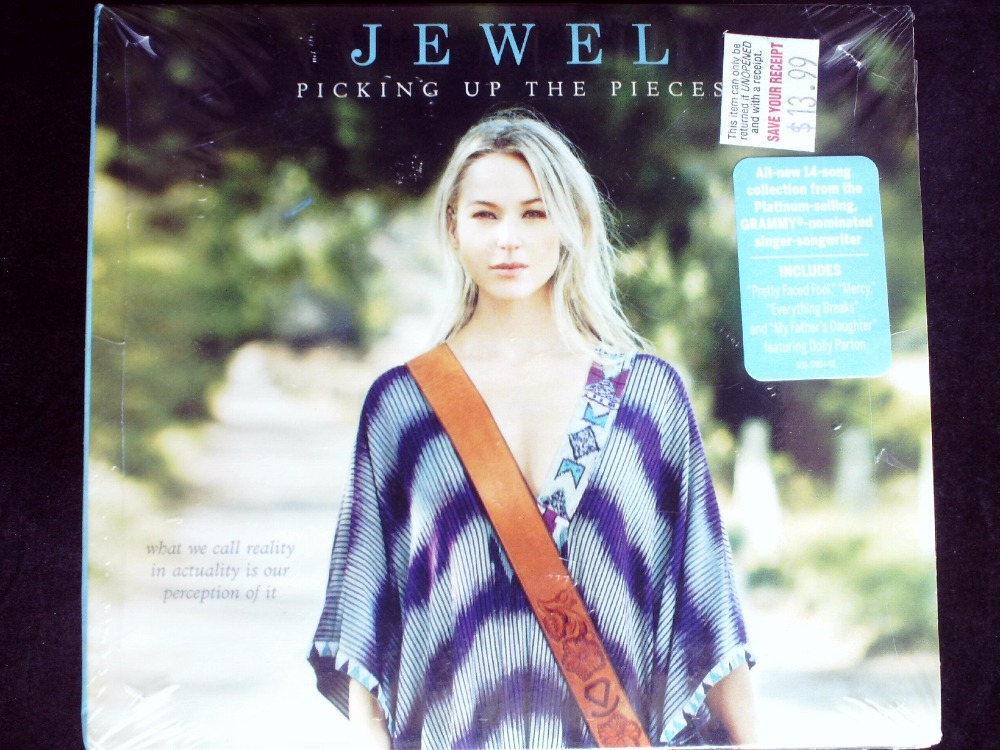 Jewel - Picking Pieces CD SEALED Digipak  -  41CD Store store