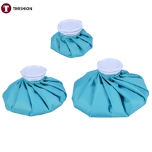 3 Size Sport Injury Ice Bag Cap Green Reusable Health Care Cold Therapy Pack Sweeling Muscle Aches First Aid Relief Pain(China)