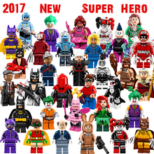 Kaygoo New Single Sale Super Heroes Avengers Marvel DC Superheroes Batman Deadpool Building Blocks Model Kids Toys Gifts