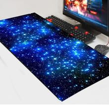 Game mouse pad lock edge rat rattan cheap PC computer notebook mouse pad 900x400x3 large size