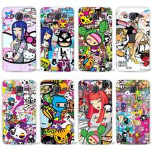 japan Tokidoki Clear Case Cover Coque Shell for Samsung Galaxy J1 J2 J3 J5 J7 2016 2017 Emerge