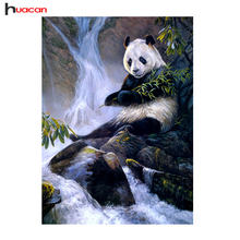 Diamond Embroidery 5D Diy Diamond Painting Cross Stitch Picture Full Square Drill Diamond Mosaic Animals Panda Kits