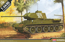 "ACADEMY 13290 T-34/85 medium tank "" 122 Factory """
