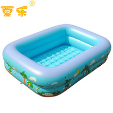 XIALE SL-C013 150 * 110CM children's play pool children's inflatable pool baby bath baby swimming pool(China)