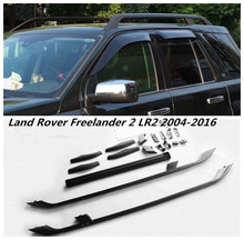 JONYNG High quality Stainless steel Brand New Car Roof Racks Luggage Rack Fit For Land Rover Freelander 2 LR2 2004-2016(China)