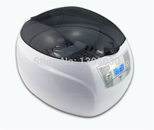High power Ultrasonic cleaning machine jp-900s glasses jewelry denture watch ultrasonic cleaner,LED light(China)