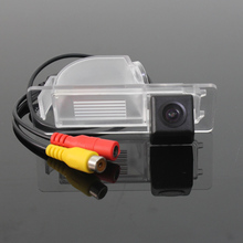 For Volkswagen VW Sagitar 2013~2015 / HD CCD Night Vision / Reversing Back up Camera / Car Parking Camera / Rear View Camera