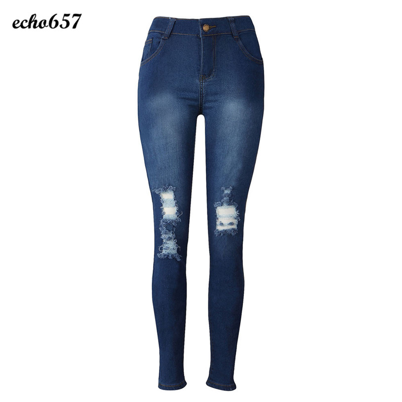 New Arrival Women Jeans Echo657 Hot Sale Newly Womens Denim Skinny Jeans Stretch Pencil Trousers Slim Long Pants Dec 9Одежда и ак�е��уары<br><br><br>Aliexpress