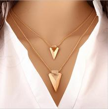 Maxi Chokers Fashion Magnet Button Multilayer Choker Necklace & Pendant  Statement Necklace Women Wholesale Collar C450