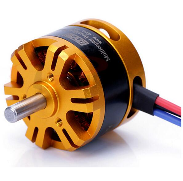 New DYS BE2808 1760KV 3-4s Brushless Motor High Torque For RC Airplanes Quadcopter Kit<br>