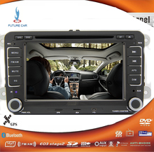 VW GOLF 6 new polo Bora JETTA MK4 B6 PASSAT Tiguan SODA OCTAVIA Fabia radio gps stereo video player android 4.2 two din car dvd