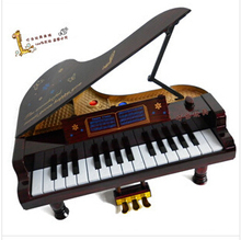 Educational toys electronic simulation of a small 17-key piano music piano keyboard