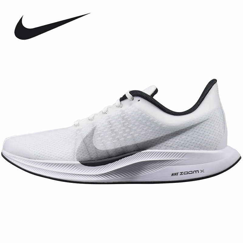 0779c3e0b0a85 Original Nike Air Zoom Pegasus 35 Turbo 2.0 Men s Running Shoes New Sports  Shoes Breathable Wear