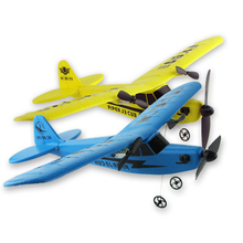 Buy New 2.4Ghz FX803 RC Airplane Light EPP Foam Electric Glider Remote Control Planes Toys Children Gifts for $31.41 in AliExpress store