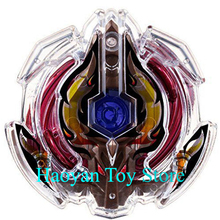 2017 New Mnotht Super 4D Beyblade System Burst Beyblade Starter Minoboros Oval Quake With Launcher Set Spinning Top Classic Toys(China)