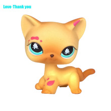 lps toys kitty #816 figure Short Hair cat