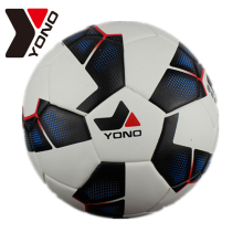 2017 Soccer Balls Size 4 PU Leather Anti-slip High Quality New Children Football Soccer Balls Futbol Voetbal Bola De Futebol(China)
