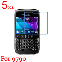 5pcs Ultra Clear/Matte/Nano anti-Explosion LCD Screen Protector Film Cover For Blackberry 9900 9930 9320 9220 9780 9700 9790