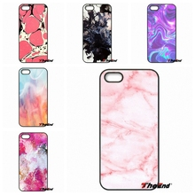 For Lenovo A536 K900 S820 Vibe P1 X3 A2010 A6000 A7000 S850 K3 K4 K5 Note Pink Texture Marble Rock Stone Hard Phone Case Cover