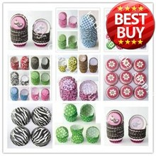 500pcs cupcake liners baking paper cups muffin cases recipe