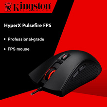Kingston HyperX Pulsefire FPS Gaming Mouse Professional 2017 latest listing(China)