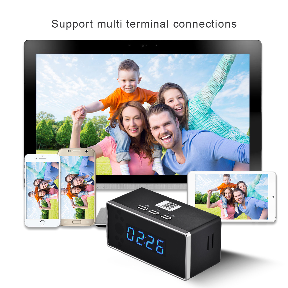 Mini Camera 1080p wifi camera Looline