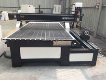 Optional Vacuum table, rotary cnc router 1325, high quality cnc router 1325 artcam software(China)