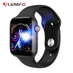 LEMFO Смарт часы 1,54 дюймов экран ЭКГ монитор сердечного ритма фитнес-трекер Bluetooth Вызов циферблат ответ Smartwatch для мужчин и женщин