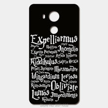 For Huawei Ascend Mate 8 7 P8 Lite P8 Max P9 P7 P6 7i Honor 7 6 4C Ascend G7 G730 Y635 For LG G3 Harry Potter Quotes Phone cases(China)
