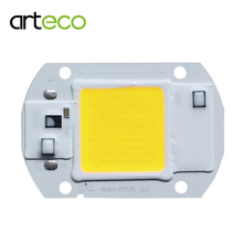 Buy Smart IC LED COB Chip High Power 20W 30W 50W Driverless 110V 220V DIY Spotlight Floodlight LED Bulb Lamp for $3.84 in AliExpress store