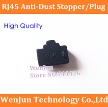 100PCS/LOT NEW RJ45 dust plug for laptop/computer/Router by China Post free shipping