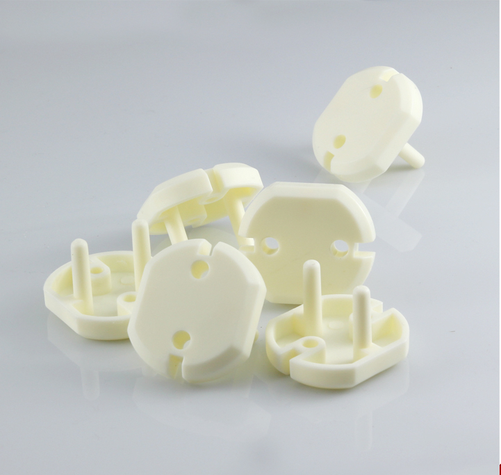 Free Shipping (20 Pcs/Lot) Genuine baby Safety Two hole plugs socket protective cover child baby safety care<br><br>Aliexpress