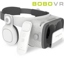 Original BOBOVR Z5 Virtual Reality VR BOX Google Cardboard With Headset+Remote Controller for iOS Android Daydream Smartphones