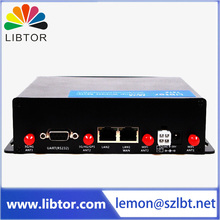 Best Libtor industrial WCDMA wireless router with VPN,PPTPclient and L2TP client for RV cramper wifi connection application(China)