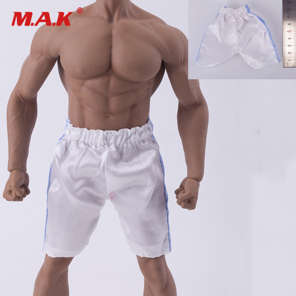 """White Socks Short For 12/"""" Action Figure Phicen 1//6 Scale Female Male 3A"""